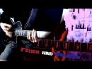 Rammstein - Feuer und Wasser - Guitar cover by Marteec!!