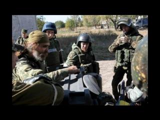 В руках автомат Новороссия Украина Донбасс ДНР ЛНР война песня