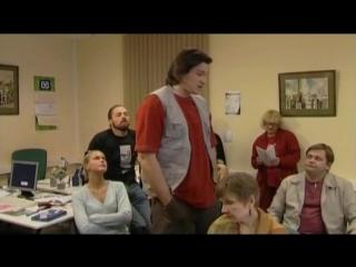 Богиня прайм-тайма 4 серия (2005) Детектив, Сериал Устинова
