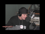 Eminem freestyle never heard before! with D12 Throwback 2004 (by Tim Westwood)