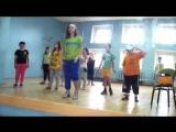 3 Видео Урок ХИП-ХОП для детей 720 уличные танцы-- обучалка