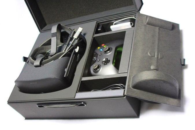 Комплект Oculus Rift CV1