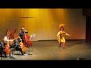 Антрэ Апполона из опера-балета Триумф любви