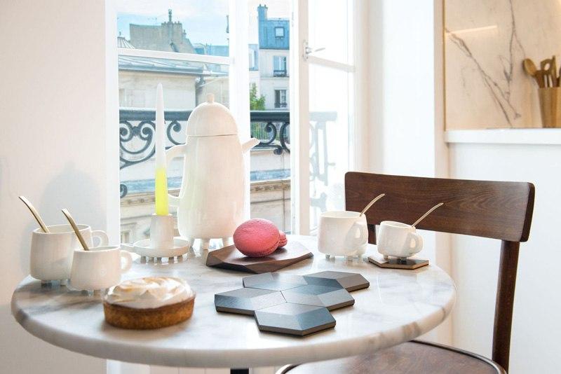 Мини-студия 16 м в Париже.