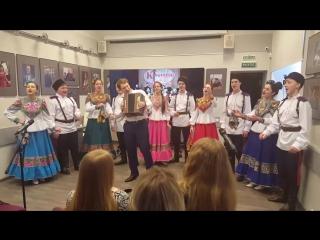 Павел Кочетков из Государственного ансамбля казачьей песни