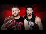 (HighLights) Kevin Owens vs Roman Reigns - Royal Rumble 2017 - Universal Championship match