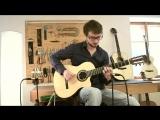 Simon Wahl - You Shine (played on a Kobler guitar)