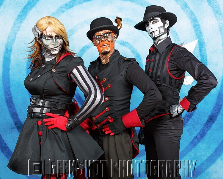 steam powered giraffe rabbit