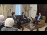 Первое видео сирийского президента Башара аль-Асада появился сегодня его живым и здоровым после ложных слухов
