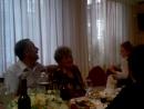 мама и папа поют на юбилее Миняевой т.Вали