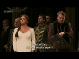 Richard Wagner - Lohengrin  Лоэнгрин, Akt 1 (Semperoper Dresden, Mai 2016), deu.sub.