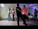 "Part II: BACHATA, Вечеринка-практика ""Home FIESTA"" в Школе танцев ""FionisDance"", Омск 18.02.17"