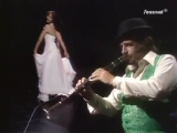 Aria - Acker Bilk on Top of the Pops 1976 BBC TV
