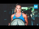 Girl Whos Stronger than Man (and beautiful) - Charity Witt | Muscle Madness