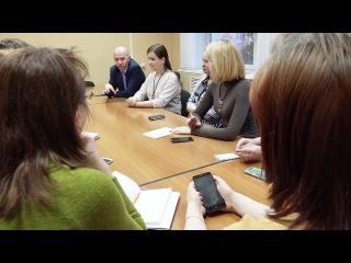 Встреча городского родительского комитета с главами Верхней Салды