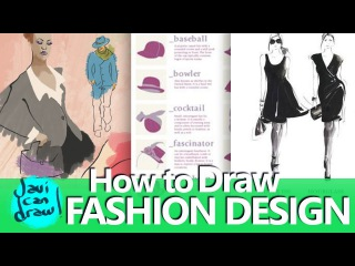 TOP 5 RESOURCES FOR LEARNING FASHION DESIGN BASICS