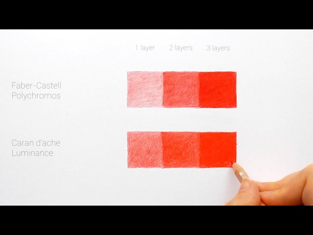 Tutorial | How to blend and shade with ONLY colored pencils - Layering technique | Emmy Kalia
