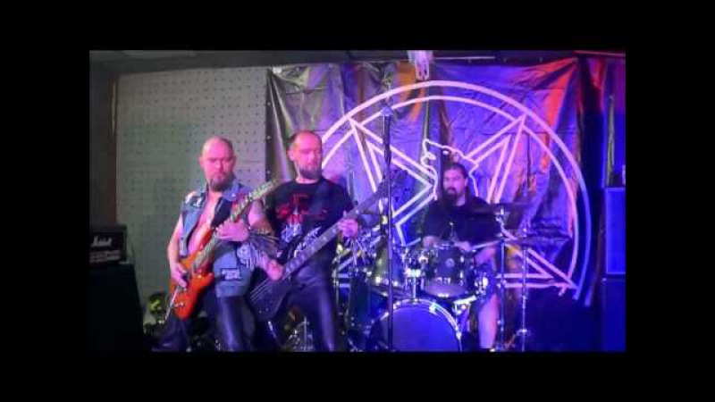 Satanizer live at Deathcrush fest 20.02.2015