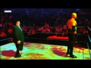 [My1] The Undertaker confronts Kane - Smackdown 10/15/10
