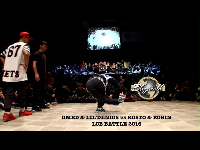OMED LIL' DENIOS vs KOSTO ROBIN | 1/8 FINAL | LCB BATTLE 2016