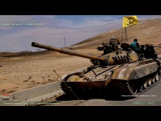 Сирия Syria HD ★ Подразделение Щит. Битва за Пальмиру