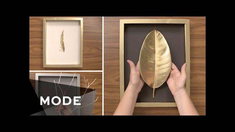 3 DIY Wall Art Ideas | Glam It Yourself ★ Glam.com