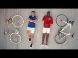 Музыка из рекламы Citroen Jumpy Le Coq Sportif 2017