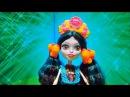 NEW Monster High Exclusive Skelita Calaveras Doll Dia de los Muertos Unboxing Toy Review