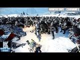 Total War Warhammer - прохождение Hardcore =1= Избранный Хаосом