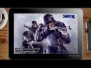 ИГРЫ НА WINDOWS ПЛАНШЕТЕ / SWAT 4 / on tablet pc game playing test gameplayy