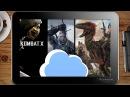 ИГРЫ НА WINDOWS ПЛАНШЕТЕ / Играем в облаке в ARK, Witcher3, Mortal Combat X