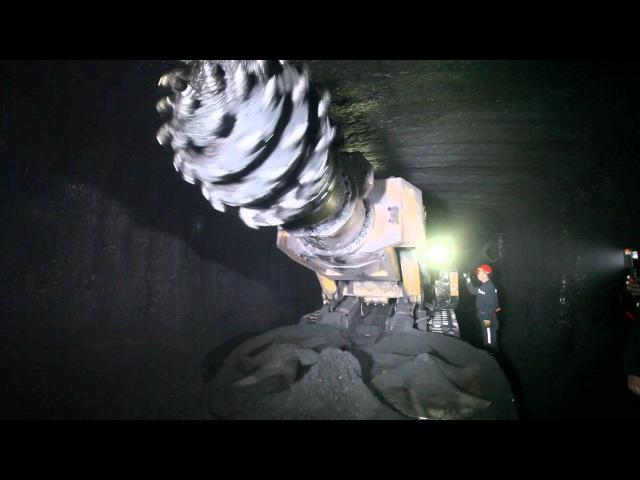 SANYI EBZ200 Roadheader @ Yulin Erdun Coal Mine