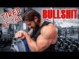 TIRED OF THE BULLSHIT | Training Motivation | Back - Shoulders - Calves