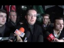 Briefing prasowy w związku z pikietą przeciwko sztuce Klątwa
