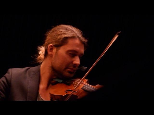 David Garrett - Csardás, Vittorio Monti, 27.05.2016 Hannover Recital mit Julien Quentin