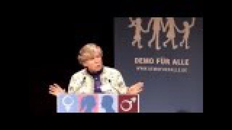 Prof. Dr. Hanna-Barbara Gerl-Falkovitz: Lockender Unterschied: Im Spannungsfeld von Mann und Frau
