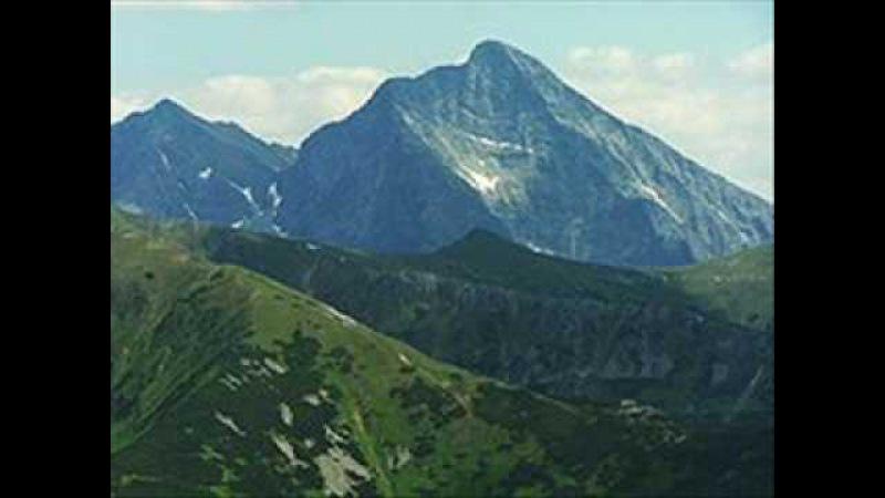 Krywań - Krywaniu Krywaniu (na zdjęciu szczyt)