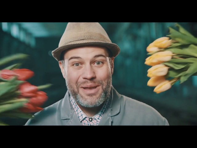 Human Rag n Bone Bayrisch Parodie 1080p - Denk an die Blumen für deine Frau
