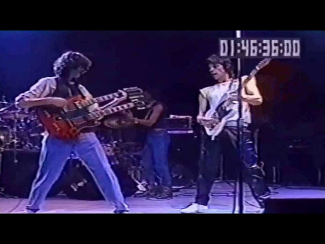 Jimmy Page Live at Madison Square Garden The A R M S Concert 1983 12 08