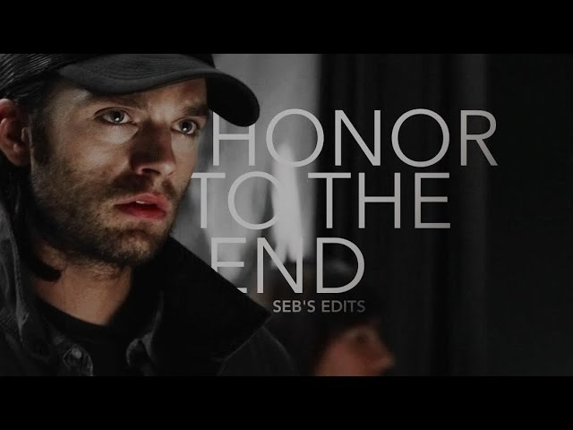 Honor to the End | Bucky Barnes