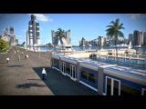 Khazar Islands New City 3D марина