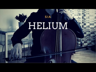 Sia - Helium for cello and piano (COVER)