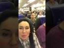Африкантовы в Перископе 18 05 2015 В самолете в Москву дела