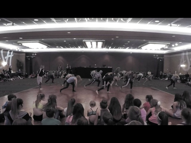 Talia Favia Choreography | I V O R Y by △D△M FRENCH| at Artist Simply Human Greenville adv
