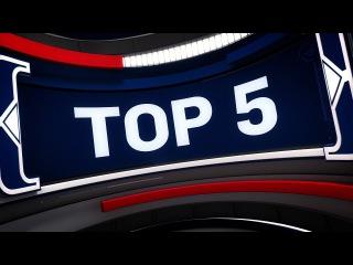 Top Five NBA Plays Of The Night | May 3, 2017 #NBANews #NBAPlayoffs #NBA