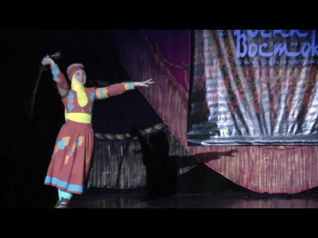 Антонина Жолнерович / Antonina Zholnerovich (galashow FIRE OF THE EAST dec 2012)