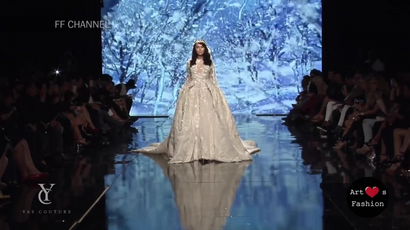 Yas Couture - Spring Summer 2017 Full Fashion Show - Exclusive