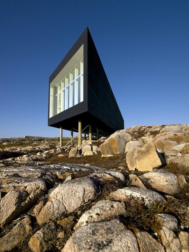 Культурный проект Long Studio от Saunders Architecture  Проект Long Studio был представлен компанией Saunders Architecture.