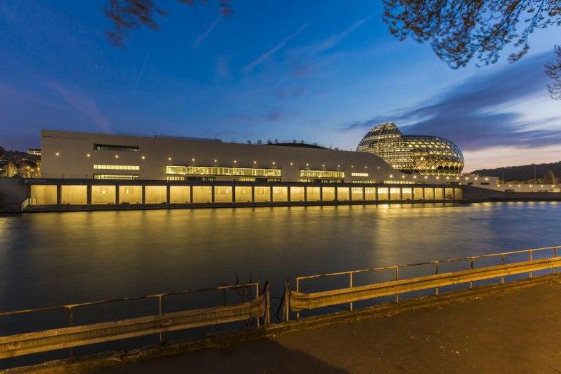 'la seine musicale' by shigeru ban and jean de gastines opens in western paris (Part 2)
