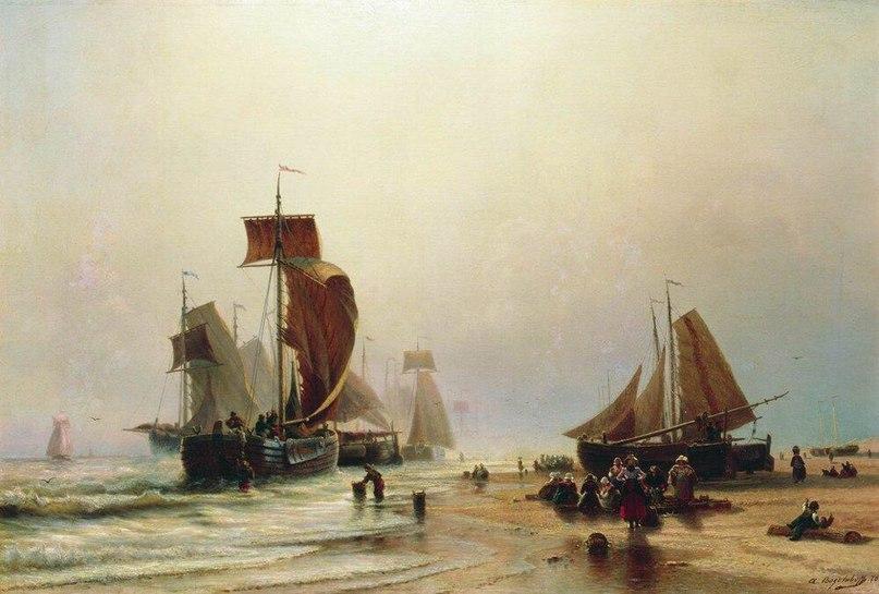 Боголюбов Алексей Петрович 1824-1896